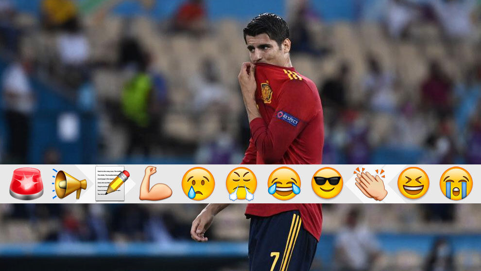 With Morata there is debate … and the good ones