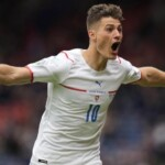 """Patrik Schick, from discarded by Juventus to Monchi's """"pride"""" signing in Rome"""