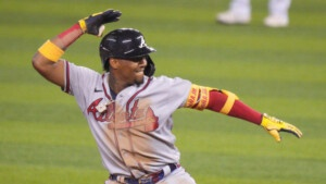 5 players who best combine power and speed in 2021 in the MLB