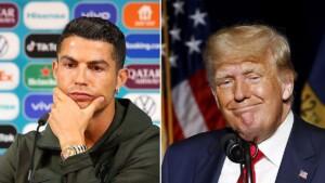 Cristiano Ronaldo's ruinous business because of Donald Trump