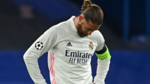 Real Madrid announces the departure of Sergio Ramos