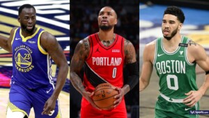 Who are the NBA stars who will go to the Olympics