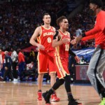 Hawks erase 26-point deficit and caress the Eastern Final