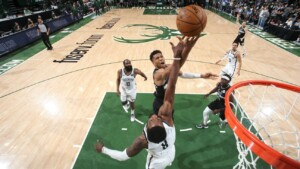 Giannis avoids 3 shots and Bucks force a Game 7