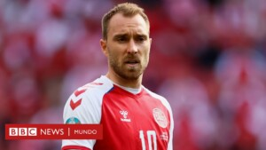 How the defibrillator that will be implanted in the heart of Danish footballer Christian Eriksen works - BBC News World
