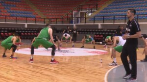 Mexico ready to compete in the Acropolis Basketball Cup but without Juan Toscano