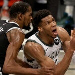 Milwaukee Bucks eliminated Brooklyn Nets in unforgettable Game 7 and is in the Eastern Finals | NBA.com Mexico | The Official Site of the NBA