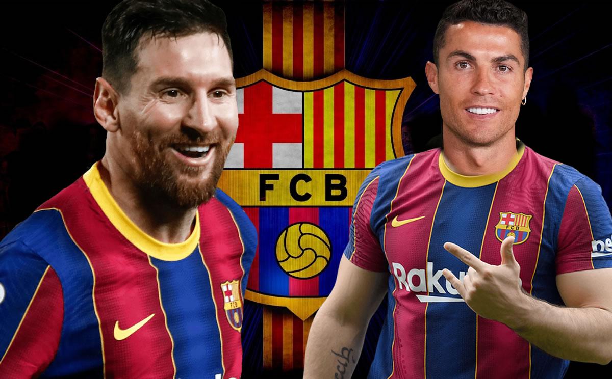 Cristiano Ronaldo interests Laporta for Barcelona!