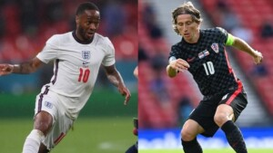 Modric leads Croatia to the round of 16 and England follow in the footsteps of 1966