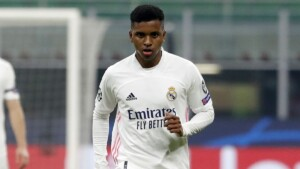 Rodrygo's Olympic absence relieves Ancelotti