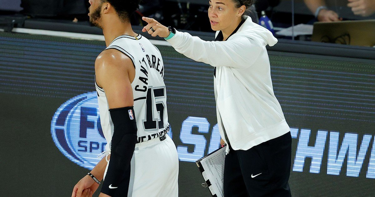 Becky Hammon, one step away from making NBA history