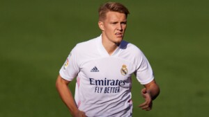 Odegaard is back to stay