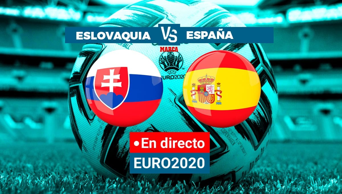 Slovakia - Spain: summary, result and goals   Euro 2021   Brand