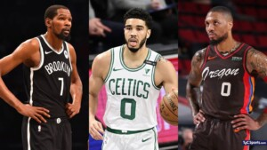 The NBA stars who will go to the Olympics with Team USA