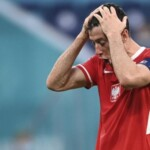 Lewandoski and his Poland leave the European Championship with honors