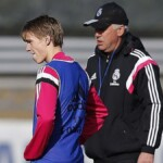 Ancelotti will meet again with an Odegaard different from the one he met