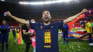 Jordi Alba flees from temptations