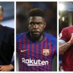 The transfer market, live: Ancelotti's plans, Umtiti's future, Arnautovic's new destination ...