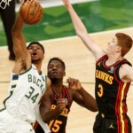 NBA: Antetokounmpo All Star and Bucks-Hawks 1-1 in the Eastern Conference