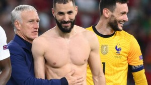 """Deschamps imposes sexual abstinence in the French concentration: """"It's hard"""""""