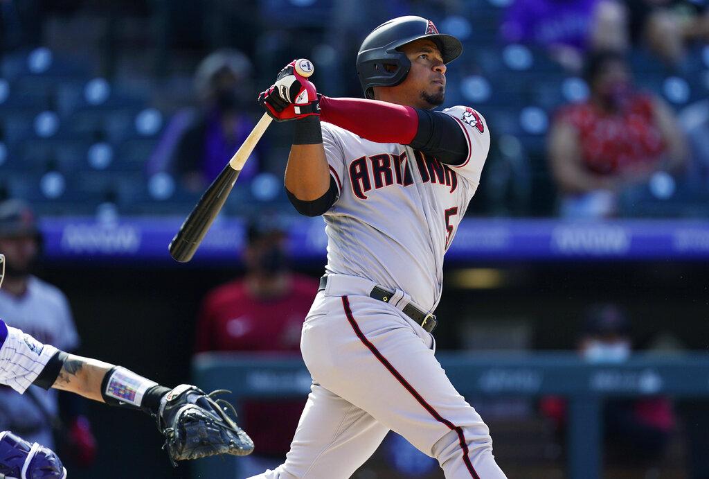 Eduardo Escobar ventured to MLB for not being taken into account