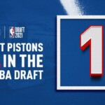 Pistons win first pick in 2021 draft