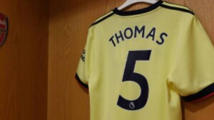 Thomas breaks with Arsenal tradition