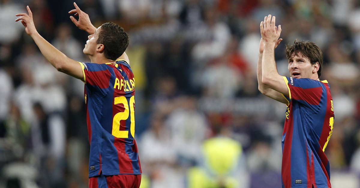 """A former teammate of Messi revealed the suffering he endured at Barcelona: """"I couldn't swallow my food before the games"""""""