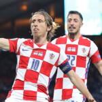 A great Modric qualifies Croatia