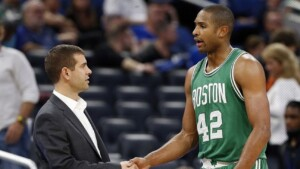 """Al Horford has """"unfinished business"""" with the Boston Celtics"""