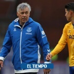 Ancelotti talks about James for the first time after returning to Real Madrid