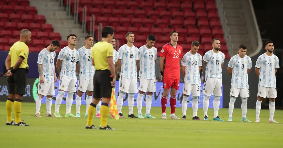 Argentina's report card against Uruguay: Messi, leader of a team with a single low mark