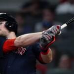 Arroyo's grand slam elevates Red Sox