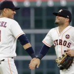 Astros leads MLB with 7 finalists to the All-Star Game