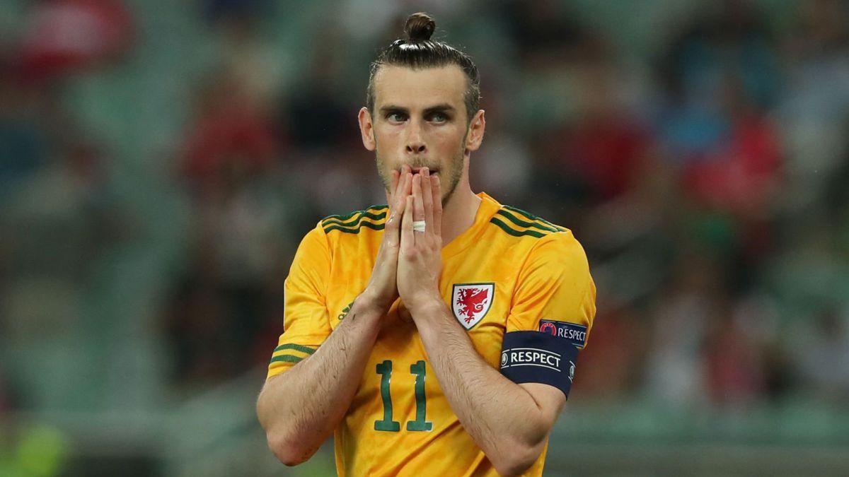 Bale Ready for Ancelotti I have no choice Im a