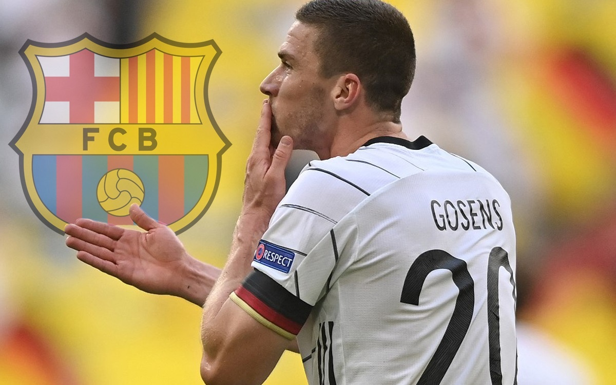 Barcelona is interested in Robin Gosens after his role in Euro 2021