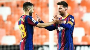 Barcelona runs the risk of not registering Messi if he does not reduce his salary limit