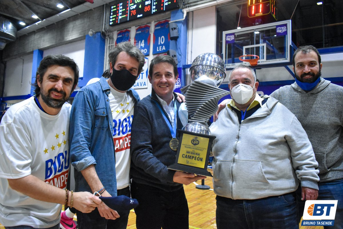 """""""Basketball once again won a place within the club, and that is not going to lose it again"""""""