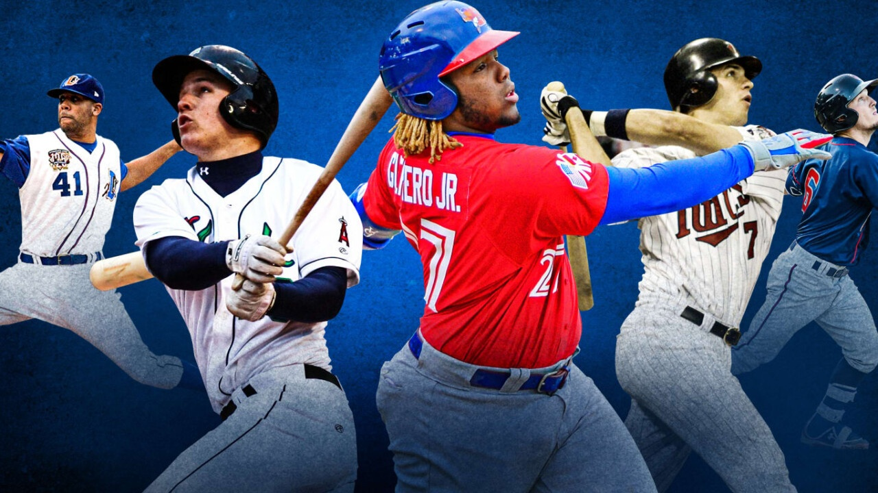Best No. 1 Prospects Ever