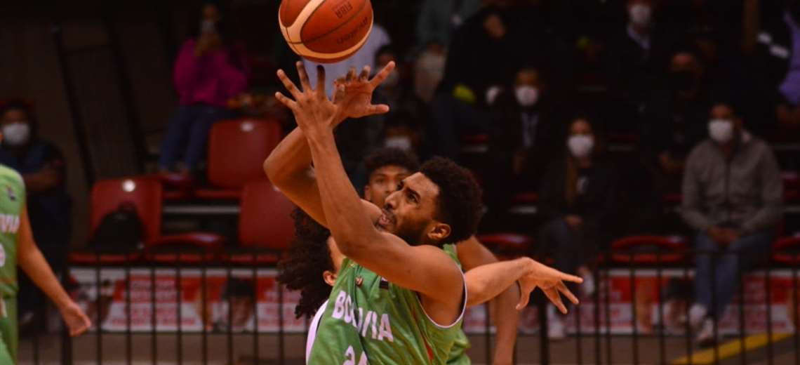 Bolivia defeated Ecuador in the pre-qualifier for the Basketball World Cup | DUTY
