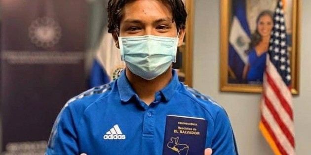 Brandon Zelaya will be against Guatemala
