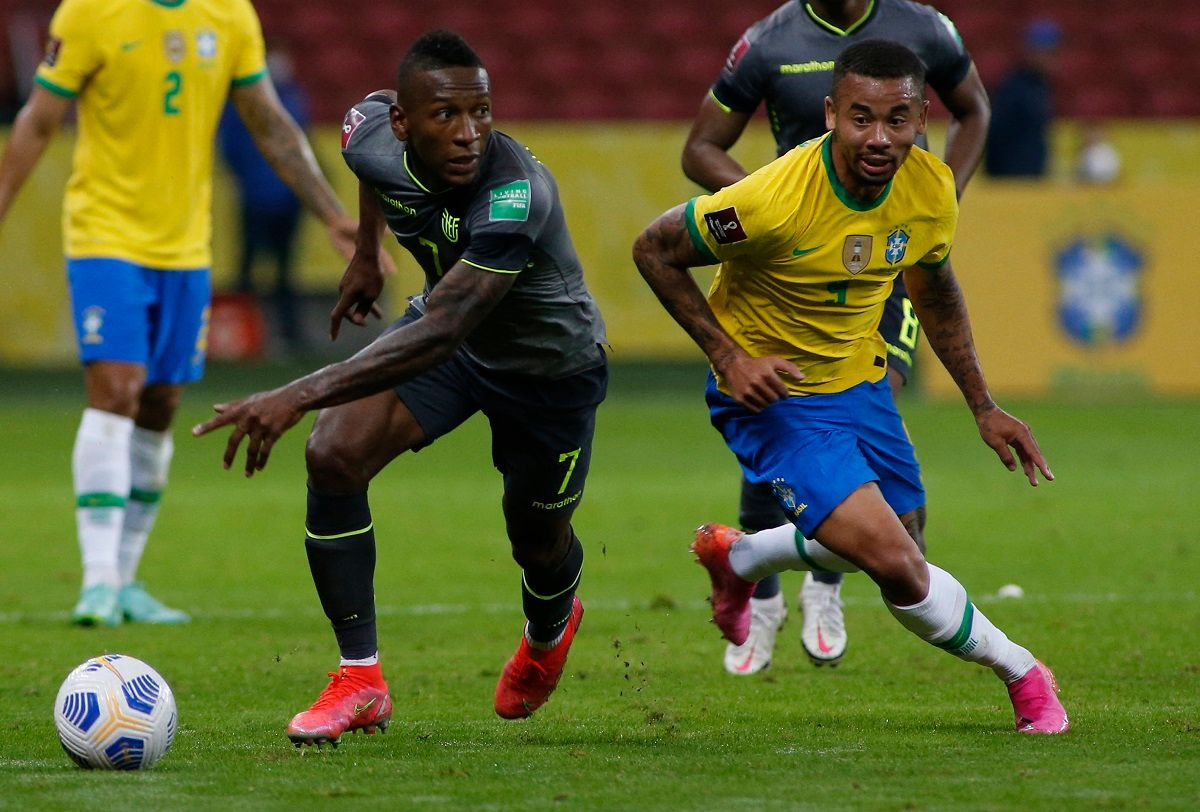 Brazil vs. Ecuador: lineups, schedules and where to watch it