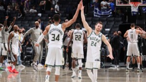 Bucks survive KD's great game and go to the Eastern Final