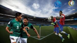 Chile - Bolivia in live   America's Cup 2021   Brand