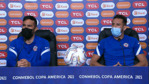 """Claudio Bravo and the controversy in Chile: """"We know the mistake we made and we assume it with the consequences it entails"""""""