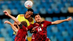 Colombia does not go beyond the tie against a depleted Venezuela
