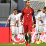 Cristiano Ronaldo and Ali Daei, top international scorers, did not score against Mexico
