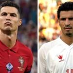 Cristiano thanks Ali Daei's congratulations on equaling his goalscoring record