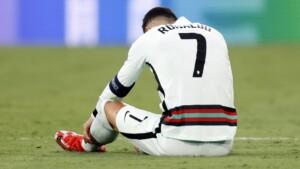 Cristiano's 'annus horribilis': goodbye to the Ballon d'Or