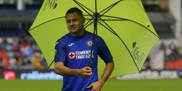 Cruz Azul and Pablo Aguilar reach a renewal agreement for one more year